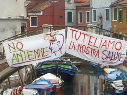Digital Zoom - Venice, Italy