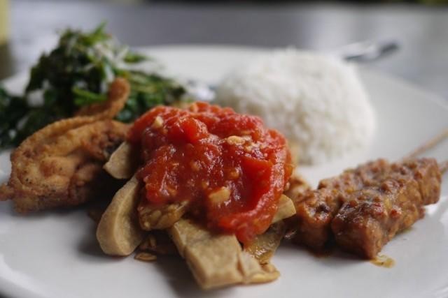Indonesia - Nasi Campur